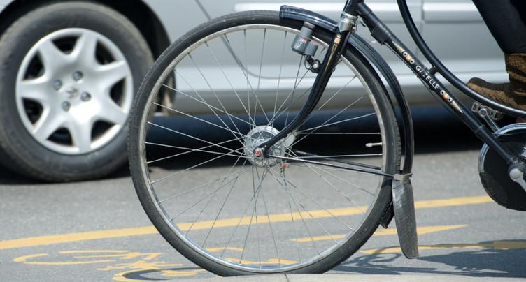 Une cycliste fait une chute mortelle à Orbe