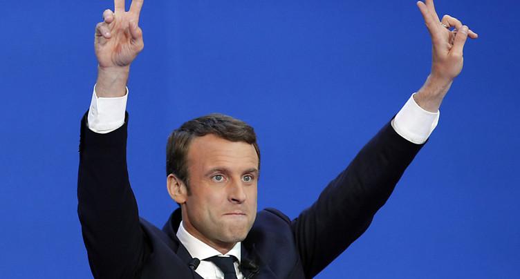 Duel Macron-Le Pen au second tour, front républicain contre le FN