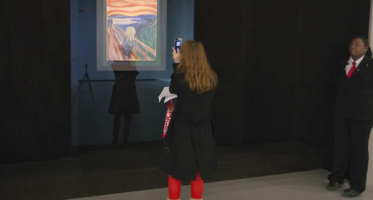 Des nuages stratosphériques derrière le « Cri » de Munch?