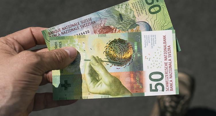 Nouveau billet de 50 francs sacré meilleure coupure du monde 2016