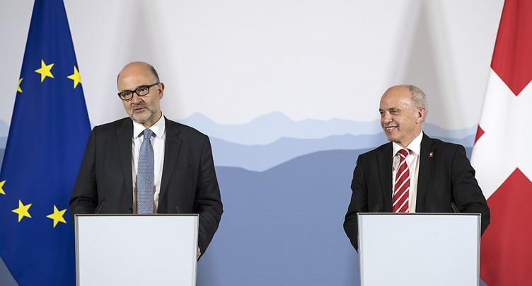 Bruxelles salue le projet de Berne sur la fiscalité des entreprises
