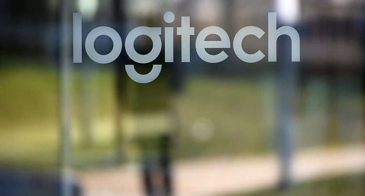 Chiffre d'affaires en hausse pour Logitech