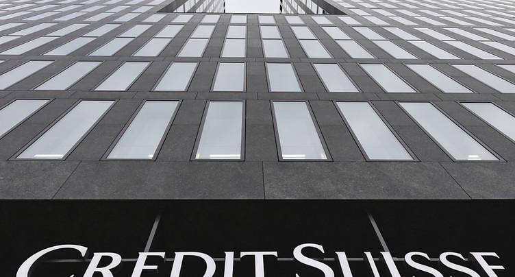 Credit Suisse renonce à l'entrée en Bourse de l'entité suisse