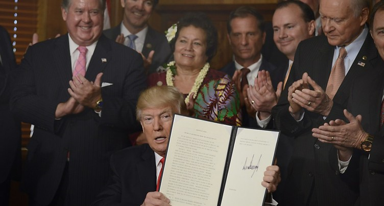Donald Trump veut réduire ou abolir une trentaine de sites classés aux Etats-Unis