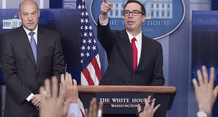 Vaste réforme fiscale de Trump pour les entreprises et les ménages américains