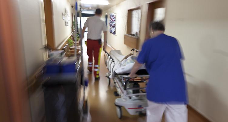 Les coûts de la santé ont augmenté de 4,3% en 2015