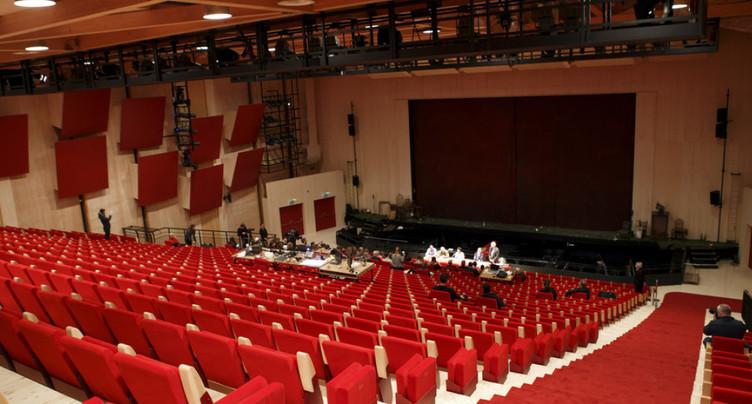 Grand Théâtre de Genève: une dernière saison à l'Opéra des Nations