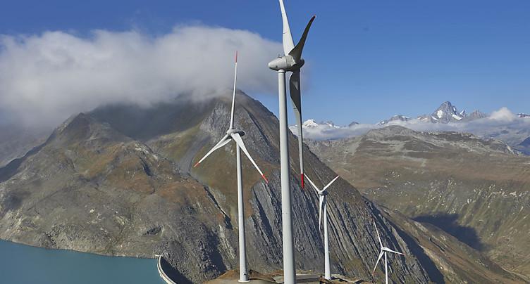 La Stratégie énergétique convainc les Suisses, selon un sondage