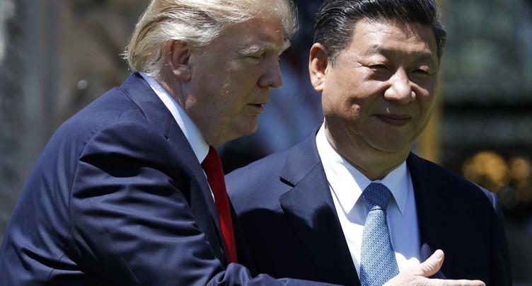 Donald Trump privilégie la diplomatie dans le dossier nord-coréen
