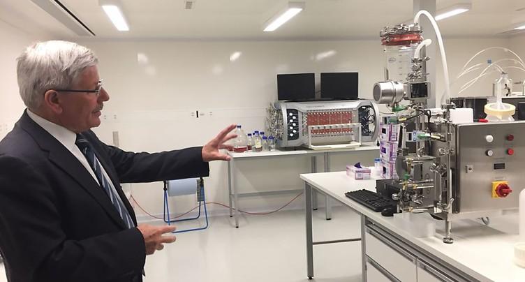 Fribourg formera des demandeurs d'emplois pour la biotechnologie