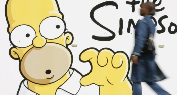 « Les Simpsons » étrillent Trump pour ses « 100 jours »