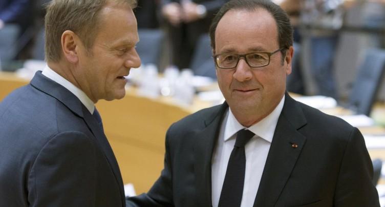 L'UE à 27 adopte les orientations de négociations sur le Brexit