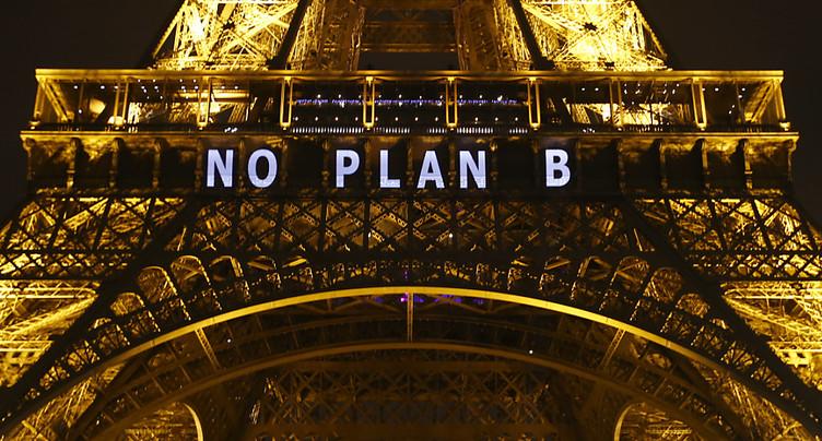 Marche à Genève pour le climat avant la votation sur l'énergie