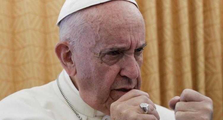 Présidentielle française: le pape ne sait pas « d'où vient » Macron