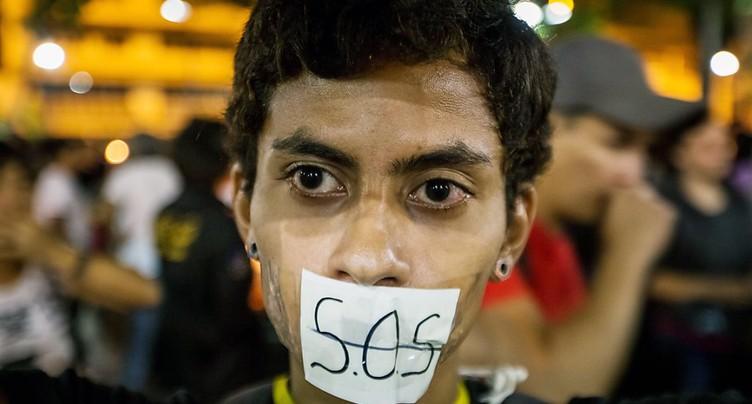 L'opposition vénézuélienne appelle à de nouvelles marches pour le 1er mai