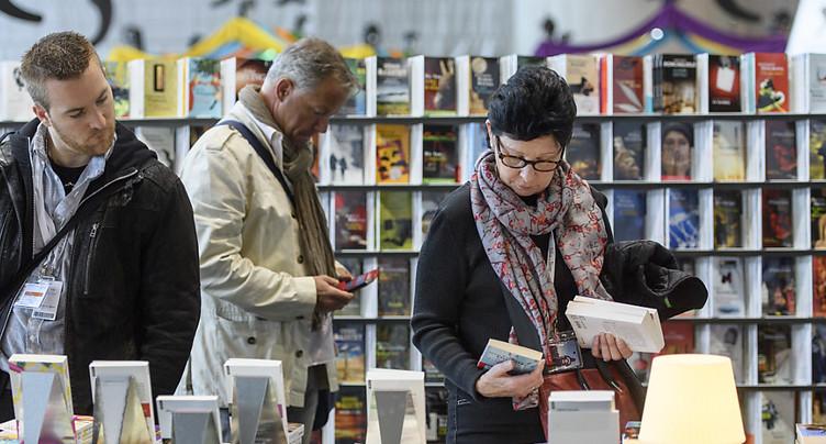 Moins de succès pour la 31e édition du Salon du livre de Genève