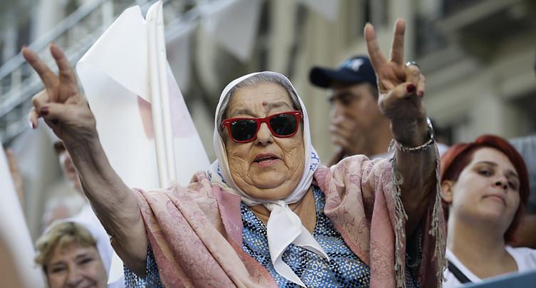 En Argentine, les « Mères de la Place de Mai » toujours là, 40 ans après