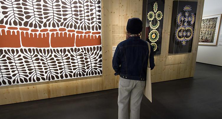 Le Musée d'ethnographie de Genève se penche sur les arts aborigènes