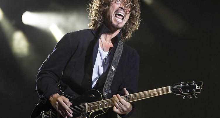 Le chanteur de Soundgarden, Chris Cornell, est décédé