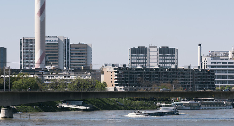 Novartis va supprimer 500 emplois à Bâle
