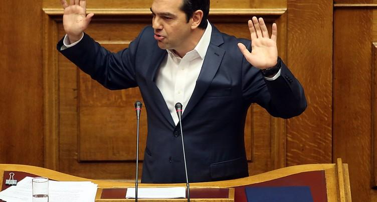 Le Parlement grec a adopté un nouveau train de mesures de rigueur