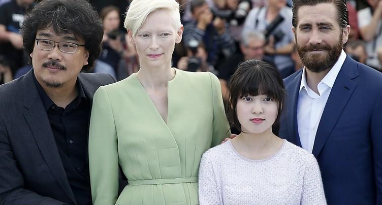 Des sifflets aux applaudissements: première mouvementée pour « Okja » à Cannes