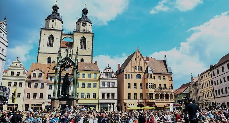 La Réforme suisse s'expose à Wittenberg