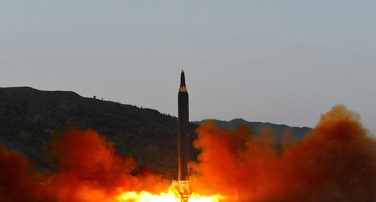 La Corée du Nord tire un « projectile non identifié », annonce Séoul