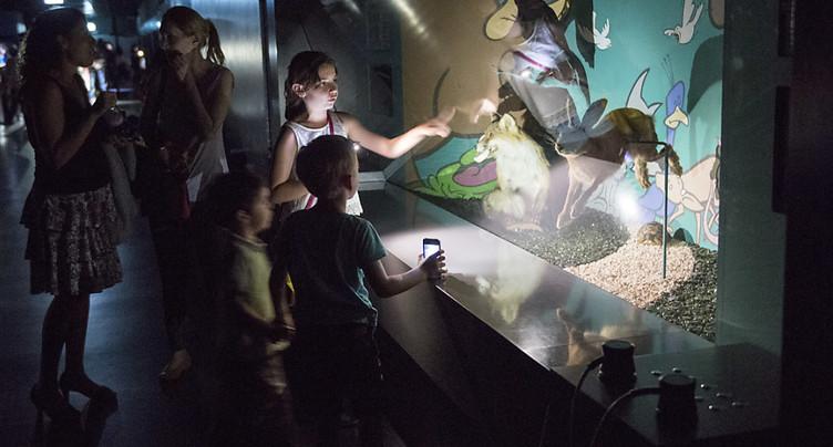 La Nuit des musées attire toujours autant de personnes à Genève