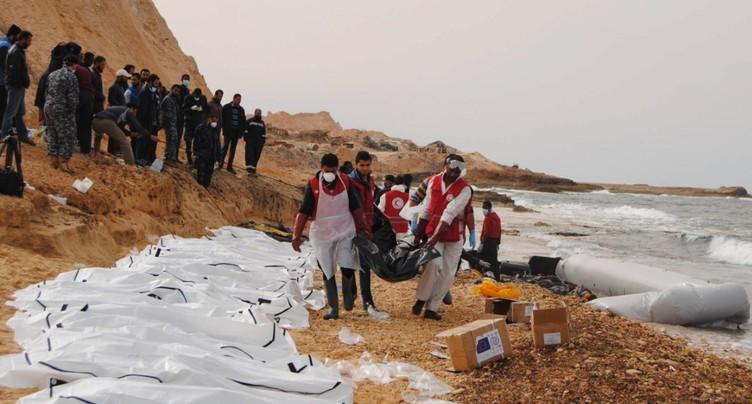 Libye: « conditions épouvantables » pour les migrants, selon le HCR