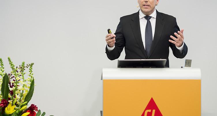 Jan Jenisch sera le nouveau patron de LafargeHolcim