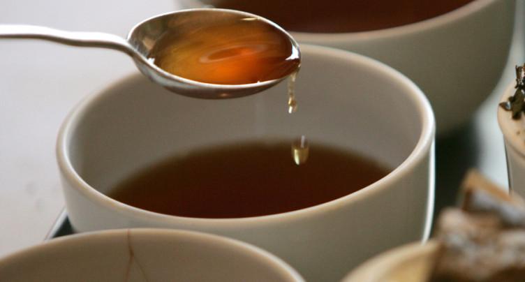 Le thé de qualité fleurit en Suisse