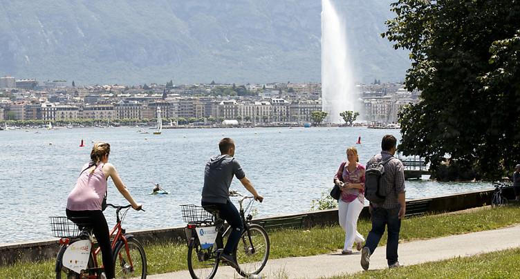 La qualité de l'air s'est améliorée à Genève en 2016