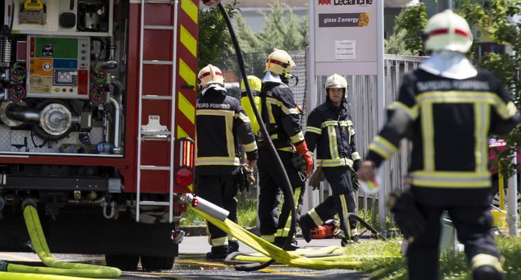Yverdon-les-Bains (VD): explosion de batteries chez Leclanché