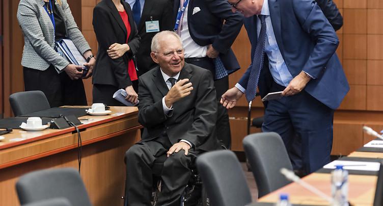 « Pas d'accord » entre la zone euro et le FMI sur la dette grecque