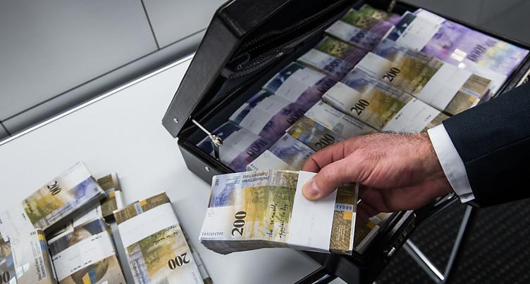 Salaires en légère hausse dans le secteur bancaire en 2017