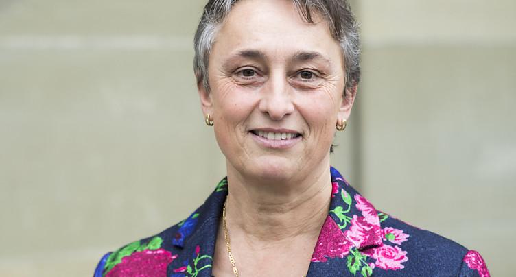 Marie Garnier dessaisie du dossier de la préfecture de la Sarine