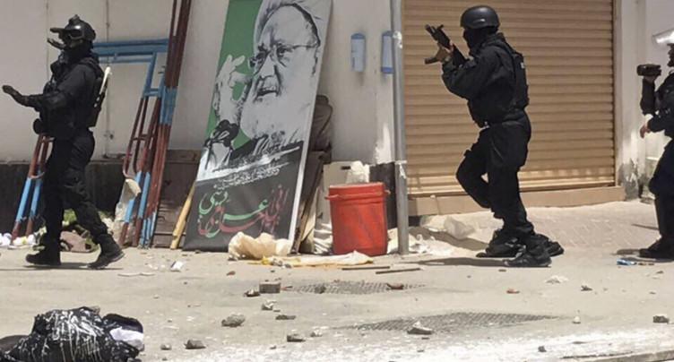 Tirs sur des manifestants à Bahreïn, 5 morts et 286 arrestations