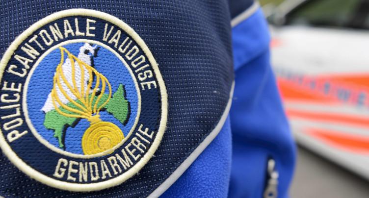 Malfaiteurs arrêtés en France avec un énorme butin