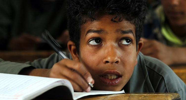 Violence et catastrophes naturelles touchent 535 millions d'enfants
