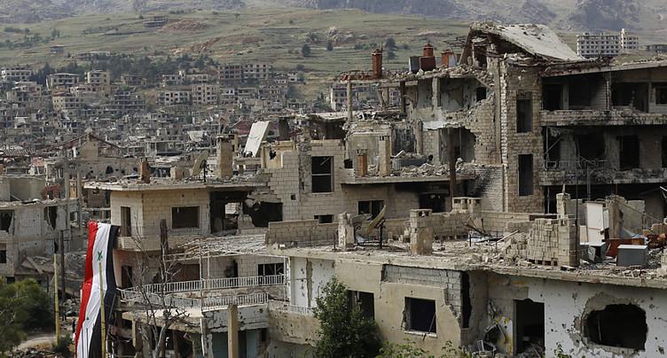 Trente-cinq civils tués par des frappes de la coalition en Syrie