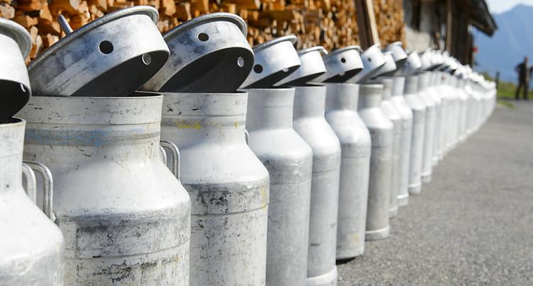 Coop donne 3 centimes de plus par kilo de lait