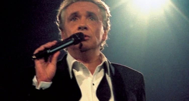 France: Michel Sardou annonce qu'il va arrêter de chanter