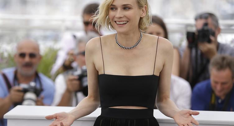 Diane Kruger impressionne à Cannes en vengeresse désespérée