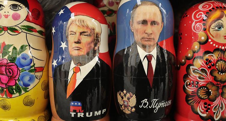 Trump veut instaurer un « conseil de guerre » face au dossier russe