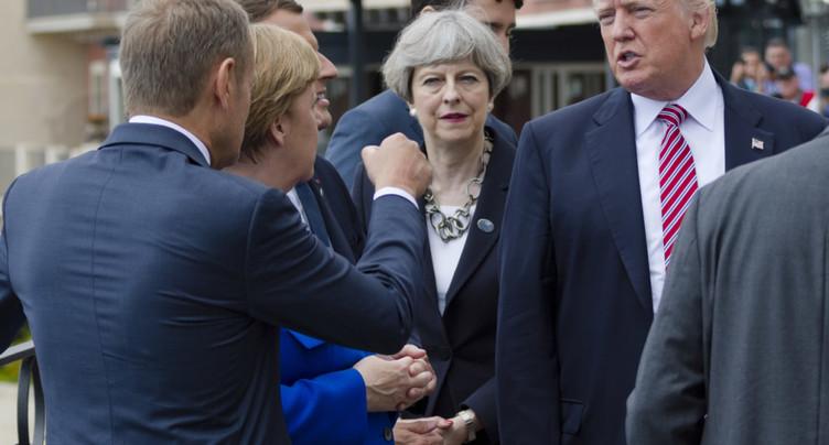 Pas de position commune avec les Etats-Unis sur le climat au G7