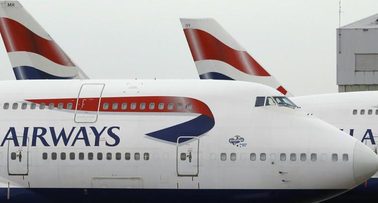 British Airways annule tous ses vols au départ de Londres