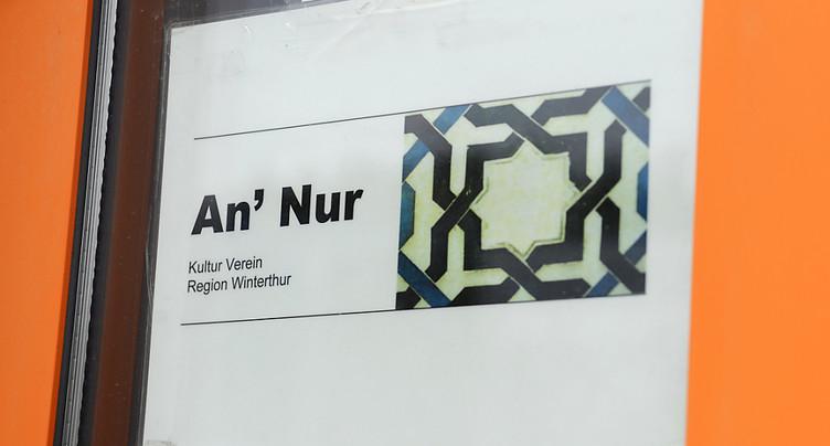 Fin de l'histoire pour la mosquée An'Nur à Winterthour (ZH)