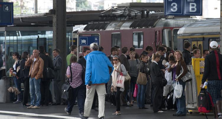 Gare de Berne-Wankdorf paralysée: le trafic largement perturbé