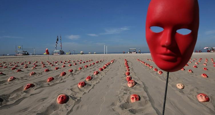 Mobilisation en musique contre le président à Rio de Janeiro